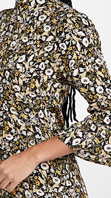 Rolla's 草坪花卉连衣裙