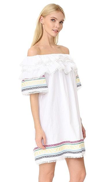 Romanchic Vacation Dress