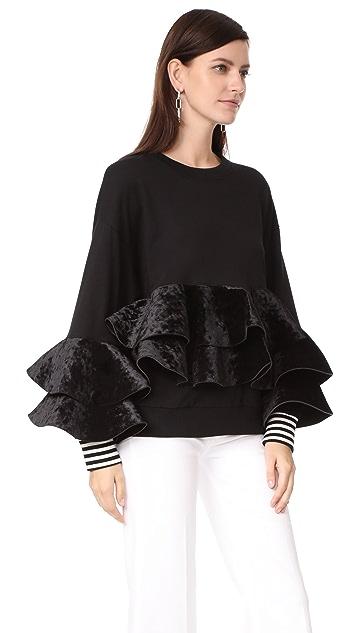 Romanchic Move Around Sweater