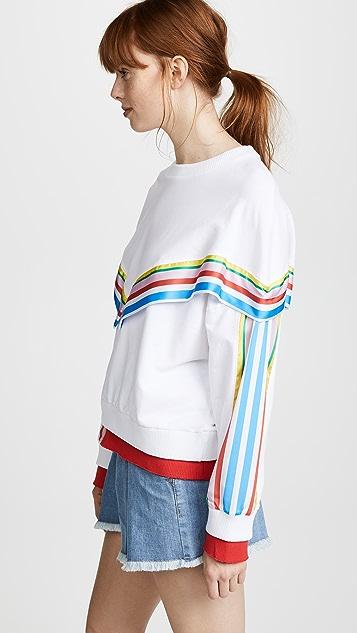 Romanchic Rainbow Top