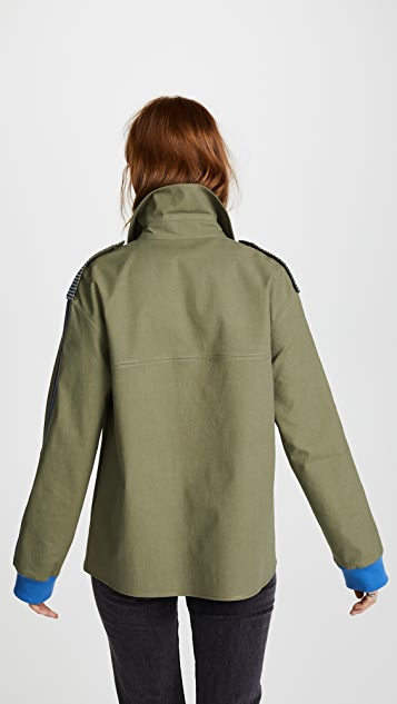 Romanchic Blue Point Jacket