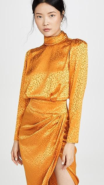 Ronny Kobo Kaira Dress