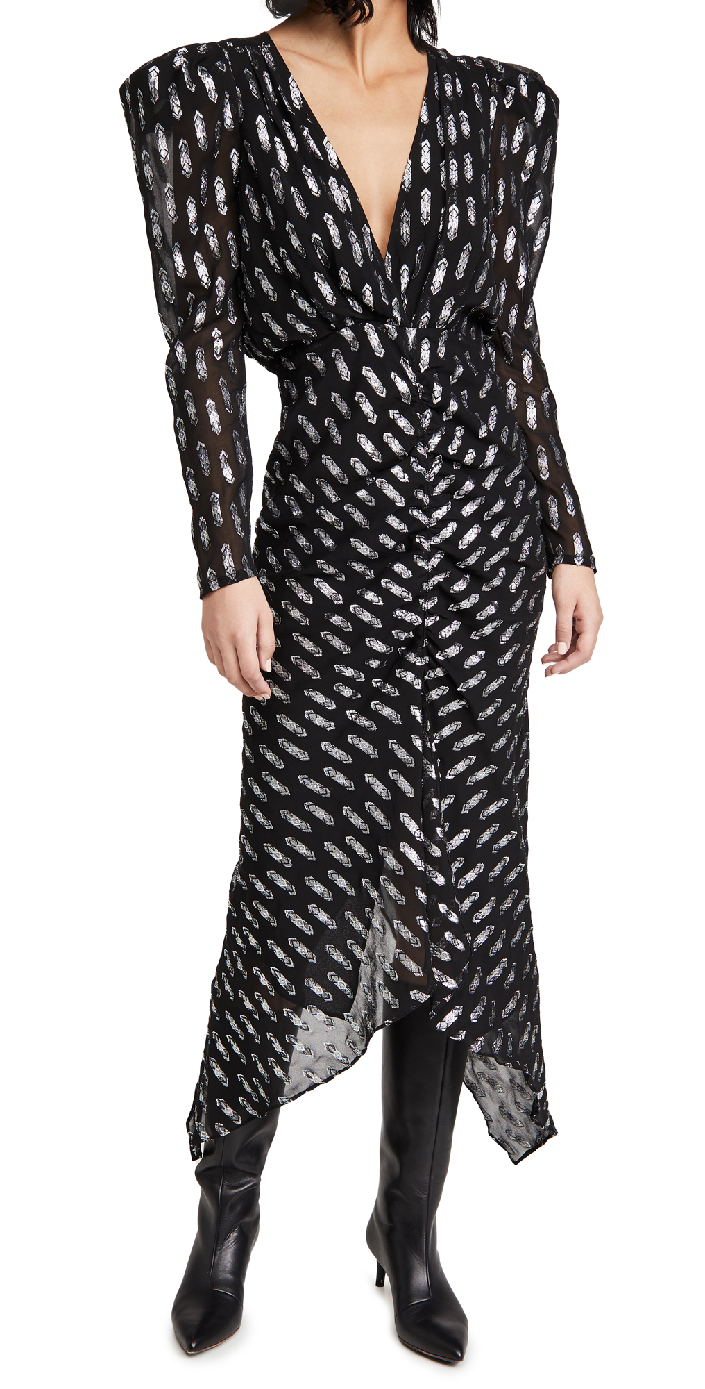 Ronny Kobo Astrid Dress