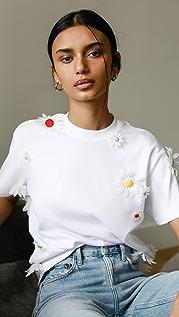 Rosie Assoulin 圆领 T 恤