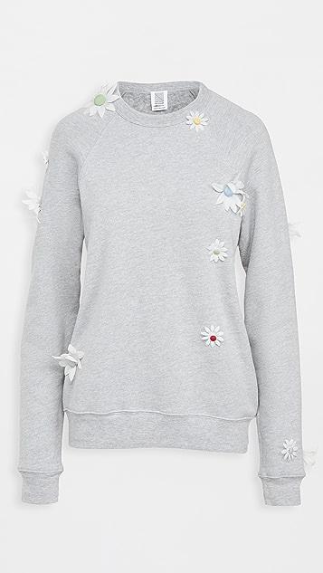 Rosie Assoulin Crew Neck Sweatshirt