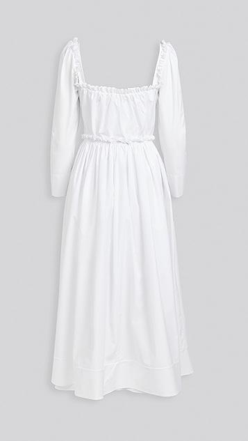 Rosie Assoulin Winter Garten Party Dress