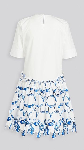 Rosie Assoulin Short Ebbs & Flows 连衣裙