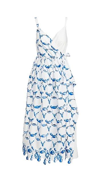 Rosie Assoulin That's a Wrap Dress