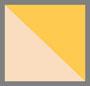 金盏花黄/自然白