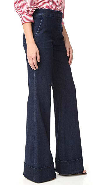 Rossella Jardini Flared Jeans