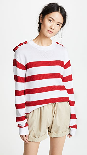 Rossella Jardini Crew Neck Sweater
