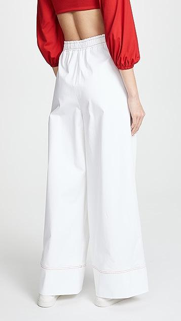 Rossella Jardini Wide Leg Trousers
