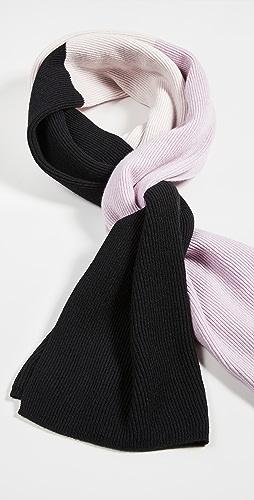 Rosie Sugden - 罗纹羊绒围巾