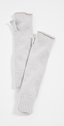 Rosie Sugden - Long Ribbed Cashmere Armwarmers