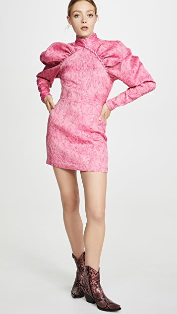 ROTATE Number 1 Pink Dress