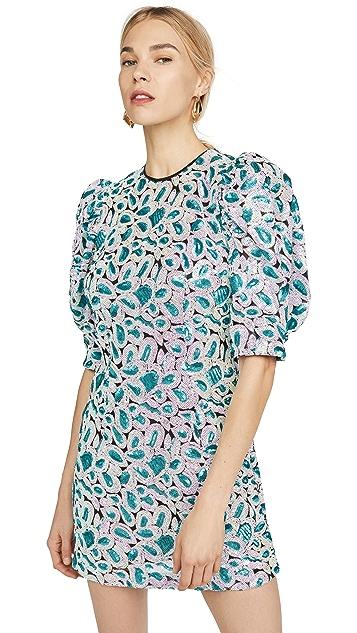 ROTATE Christina Sequin Dress