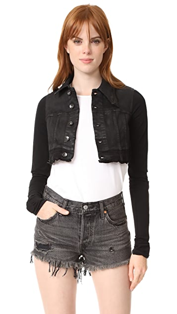 d8c3ce430 Cropped Worker Jacket