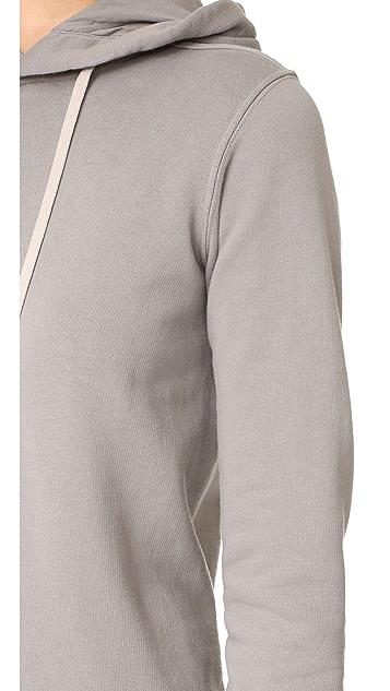 Rick Owens DRKSHDW Pullover Hoodie