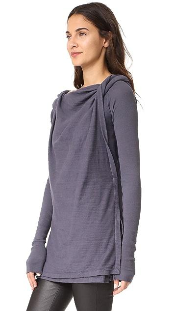 Rick Owens DRKSHDW Long Sleeve T-Shirt