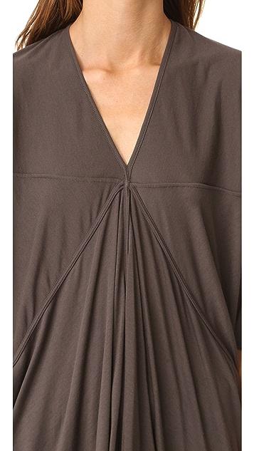 Rick Owens Lilies Eska Tunic Dress