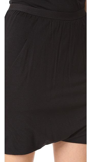 Rick Owens Lilies Shorts
