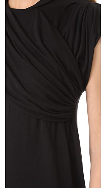Rick Owens Lilies Jersey Dress