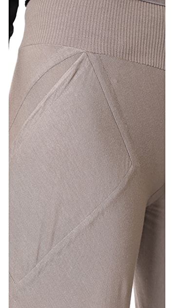 Rick Owens Lilies Wide Leg Trousers