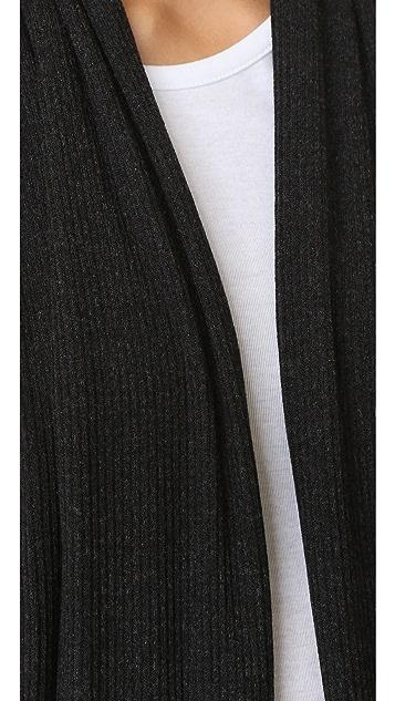 Rachel Pally Sweater Rib Sal Coat