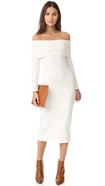 Rachel Pally Luxe Rib Welsy Dress