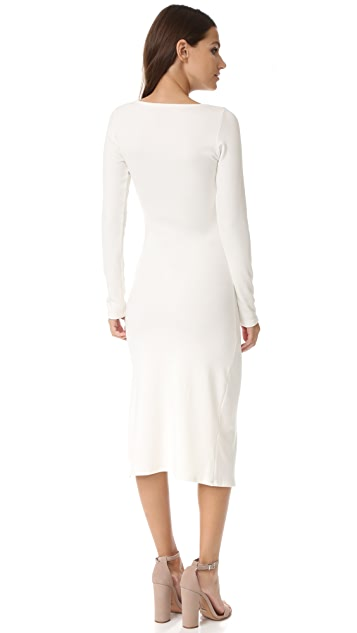 Rachel Pally Luxe Rib Faustina Dress
