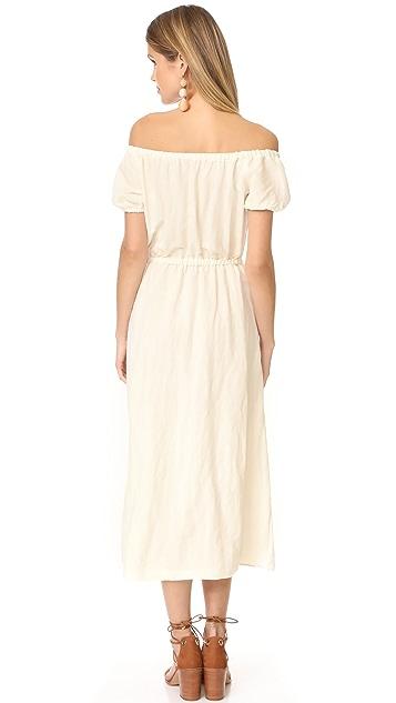 Rachel Pally Linen Kais Dress
