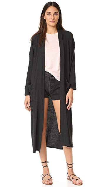 Rachel Pally Oversized Sweater Coat Cardigan