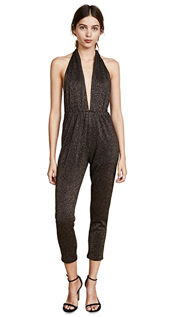 Rachel Pally Halter Sweater Jumpsuit