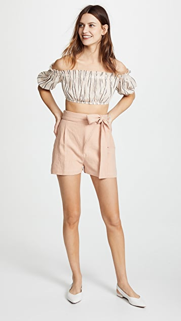 Rachel Pally Wrap Shorts