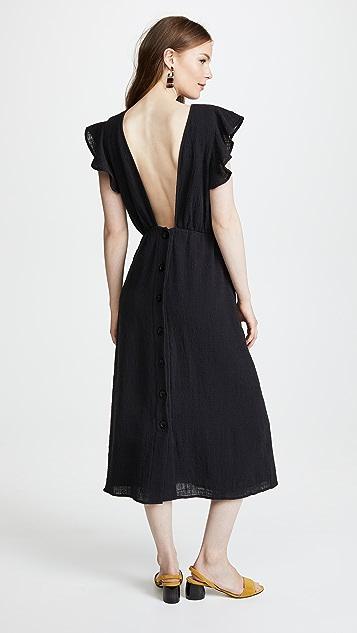 Rachel Pally Gauze Reversible Cathleen Dress