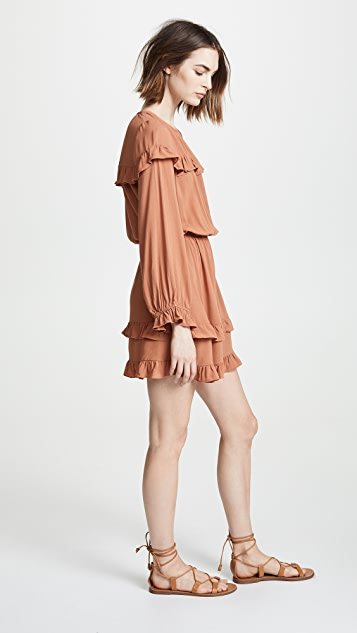 Rachel Pally Crepe Maeve Dress