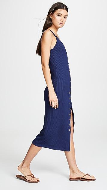 Rachel Pally Vivienne Ribbed Dress