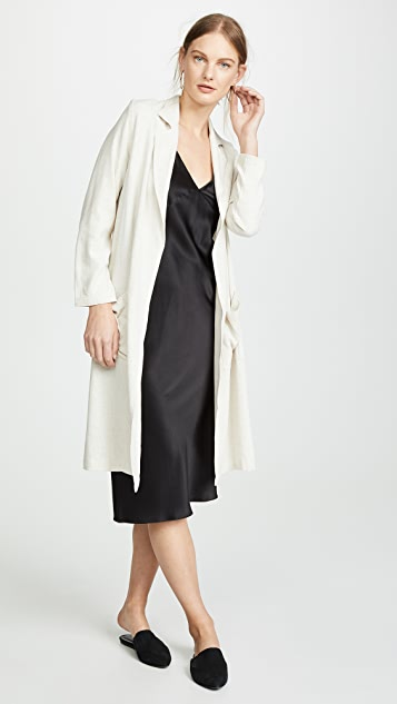 Rachel Pally Pocket Trench Coat