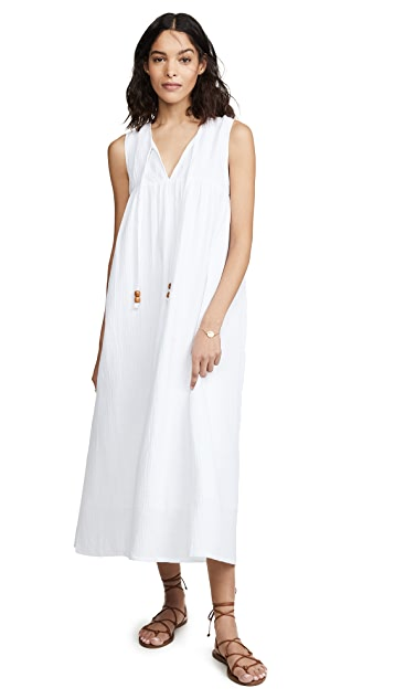 Rachel Pally Joey Gauze Dress