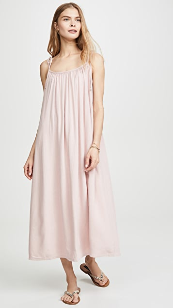 Rachel Pally Льняное платье Caity