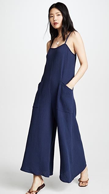 Rachel Pally Gauze Hugo Jumpsuit