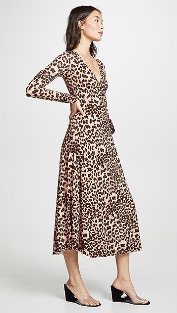 Rachel Pally Платье Harlow средней длины из джерси
