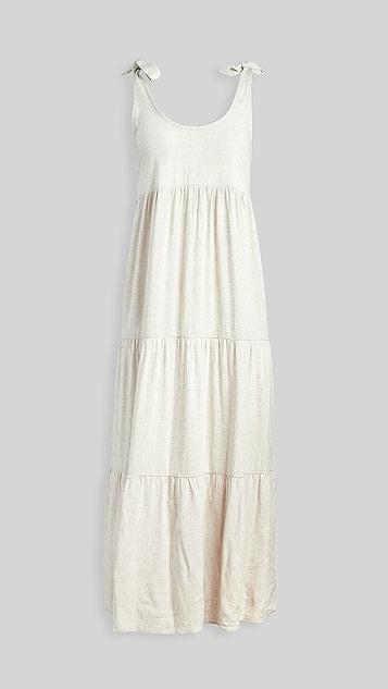 Rachel Pally Linen Adelaide Dress