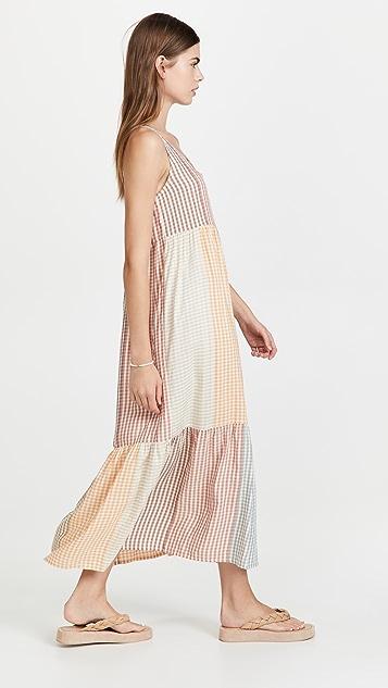 Rachel Pally Ombre Check Phoebe Dress