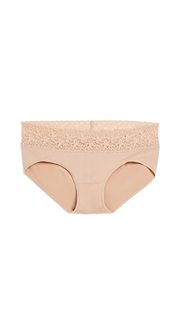 Rosie Pope Seamless Maternity Panties with Lace