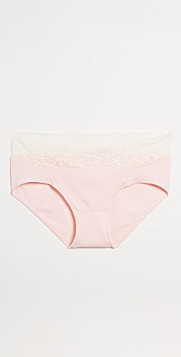 Rosie Pope - Seamless Maternity Panties with Lace