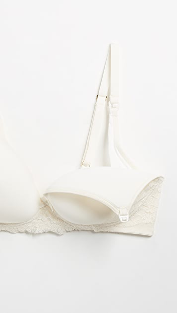 Rosie Pope Wireless Lightly Lined Nursing Bra