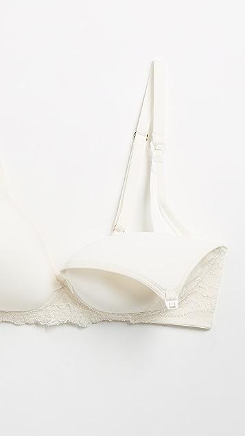 Rosie Pope Бюстгальтер для кормления с легкой подкладкой без косточек
