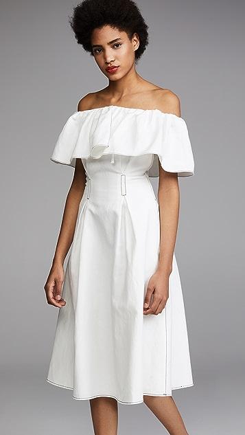 Rejina Pyo Olivia Off Shoulder Dress