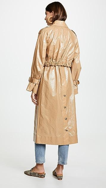 Rejina Pyo Wren Trench Coat